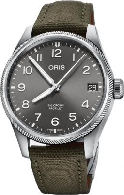 Oris Big Crown ProPilot Date 41mm 01 751 7761 4063-07 3 20 03LC