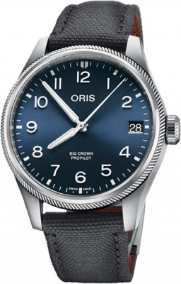 Oris Big Crown ProPilot Date 41mm 01 751 7761 4065-07 3 20 05LC