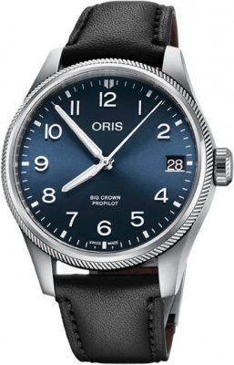 Oris Big Crown ProPilot Date 41mm 01 751 7761 4065-07 6 20 08LC