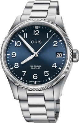 Oris Big Crown ProPilot Date 41mm 01 751 7761 4065-07 8 20 08P