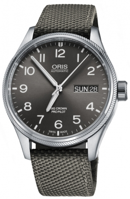 Oris Big Crown ProPilot Day Date 45mm 01 752 7698 4063-07 5 22 17FC