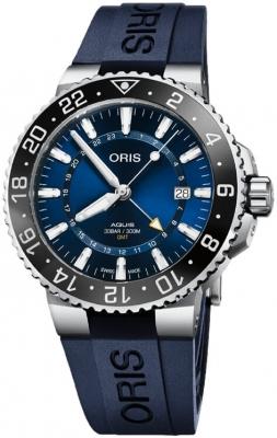 Oris Aquis GMT Date 43.5mm 01 798 7754 4135-07 4 24 65EB