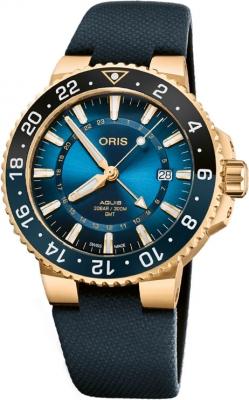 Oris Aquis GMT Date 43.5mm 01 798 7754 6185-Set