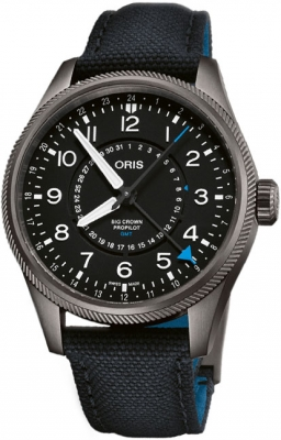 Oris Big Crown ProPilot Date 41mm 01 798 7768 4284-Set