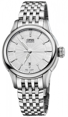 Oris Artelier Date 31mm 01 561 7687 4051-07 8 14 77