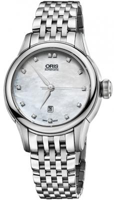 Oris Artelier Date 31mm 01 561 7687 4091-07 8 14 77