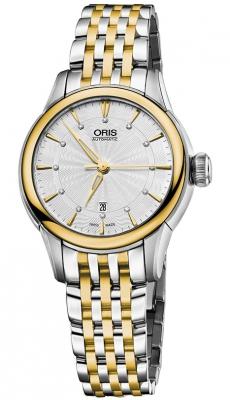 Oris Artelier Date 31mm 01 561 7687 4351-07 8 14 78