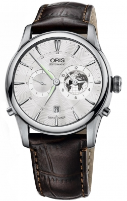 Oris Greenwich Mean Time Limited Edition 01 690 7690 4081-07 1 22 73FC