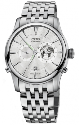Oris Greenwich Mean Time Limited Edition 01 690 7690 4081-07 8 22 77