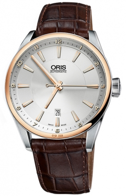 Oris Artix Date 42mm 01 733 7642 6331-07 5 21 80FC