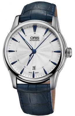 Oris Artelier Date 40mm 01 733 7670 4031-07 5 21 75FC
