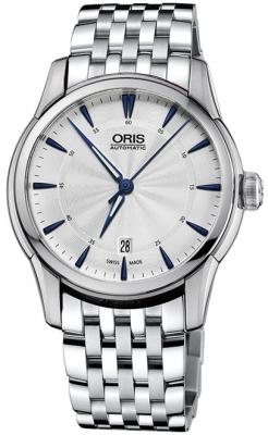 Oris Artelier Date 40mm 01 733 7670 4031-07 8 21 77