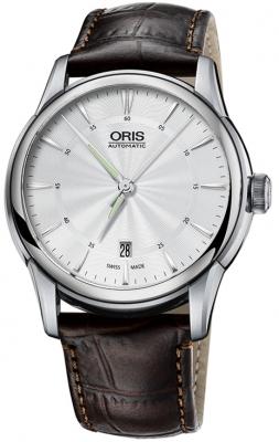 Oris Artelier Date 40mm 01 733 7670 4051-07 1 21 73FC