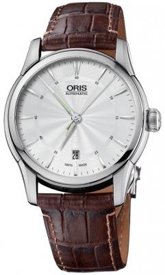 Oris Artelier Date 40mm 01 733 7670 4051-07 5 21 70FC