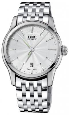 Oris Artelier Date 40mm 01 733 7670 4051-07 8 21 77