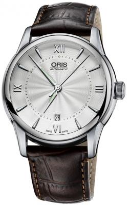 Oris Artelier Date 40mm 01 733 7670 4071-07 1 21 73FC