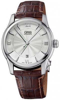 Oris Artelier Date 40mm 01 733 7670 4071-07 5 21 70FC