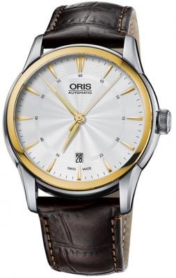 Oris Artelier Date 40mm 01 733 7670 4351-07 1 21 73FC