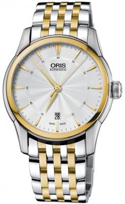 Oris Artelier Date 40mm 01 733 7670 4351-07 8 21 78