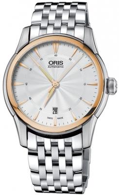 Oris Artelier Date 40mm 01 733 7670 6351-07 8 21 77