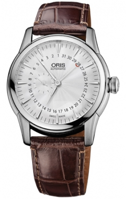 Oris Artelier Small Second, Pointer Date 01 744 7665 4051-07 1 22 73FC