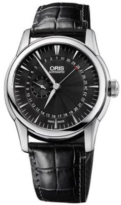 Oris Artelier Small Second, Pointer Date 01 744 7665 4054-07 1 22 74FC
