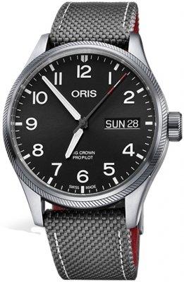 Oris Big Crown ProPilot Day Date 45mm 01 752 7698 4194-Set TS