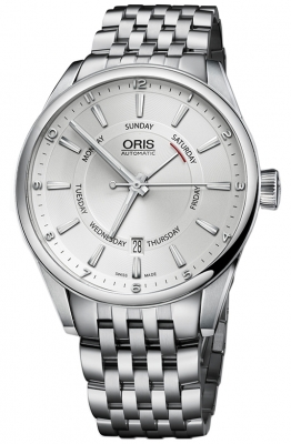 Oris Artix Pointer Day, Date 01 755 7691 4051-07 8 21 80