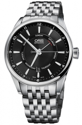 Oris Artix Pointer Day, Date 01 755 7691 4054-07 8 21 80