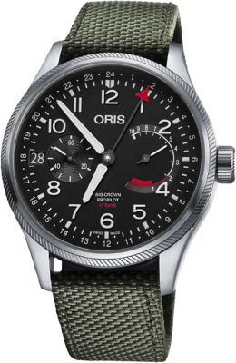 Oris Big Crown ProPilot Calibre 114 01 114 7746 4164-Set 5 22 14FC