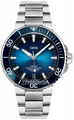 Oris Aquis Date 43.5mm 01 400 7763 4135-07 8 24 09PEB
