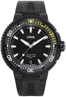 Oris AquisPro Date Calibre 400 49.5mm 01 400 7767 7754-07 426 64BTEB