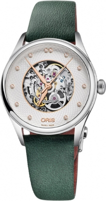 Oris Artelier Skeleton 33mm 01 560 7724 4031-07 5 17 35FC