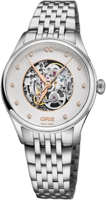 Oris Artelier Skeleton 33mm 01 560 7724 4031-07 8 17 79