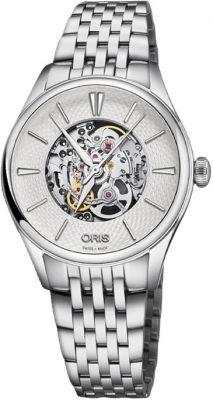 Oris Artelier Skeleton 33mm 01 560 7724 4051-07 8 17 79