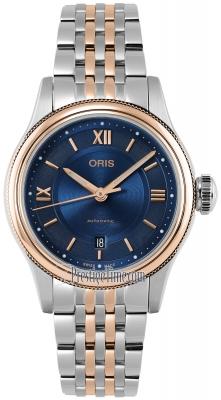 Oris Classic Date 28.5mm 01 561 7718 4375-07 8 14 12