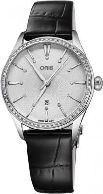 Oris Artelier Date 33mm 01 561 7724 4951-07 5 17 64FC