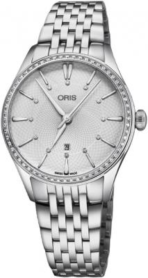 Oris Artelier Date 33mm 01 561 7724 4951-07 8 17 79