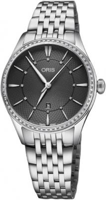Oris Artelier Date 33mm 01 561 7724 4953-07 8 17 79
