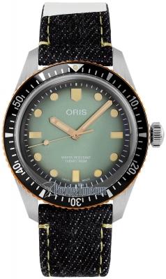 Oris Divers Sixty-Five 40mm 01 733 7707 4337-Set
