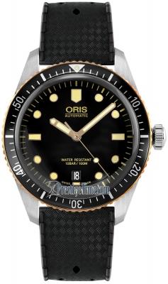 Oris Divers Sixty-Five 40mm 01 733 7707 4354-07 4 20 18