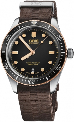 Oris Divers Sixty-Five 40mm 01 733 7707 4354-07 5 20 30
