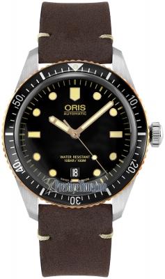 Oris Divers Sixty-Five 40mm 01 733 7707 4354-07 5 20 55