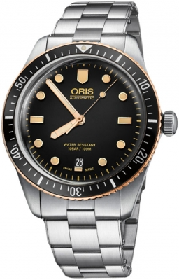 Oris Divers Sixty-Five 40mm 01 733 7707 4354-07 8 20 18