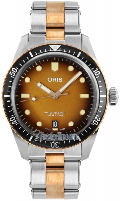 Oris Divers Sixty-Five 40mm 01 733 7707 4356-07 8 20 17
