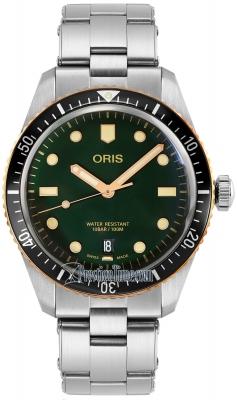Oris Divers Sixty-Five 40mm 01 733 7707 4357-07 8 20 18