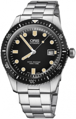 Oris Divers Sixty-Five 42mm 01 733 7720 4054-07 8 21 18