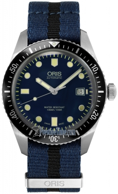 Oris Divers Sixty-Five 42mm 01 733 7720 4055-07 5 21 28FC