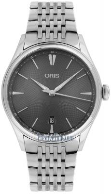 Oris Artelier Date 40mm 01 733 7721 4053-07 8 21 79