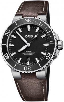 Oris Aquis Date 43.5mm 01 733 7730 4124-07 5 24 10EB